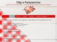 Dilgs-partyservice.de - Spanferkel in Berlin - Partyservice Berlin - Catering  Berlin