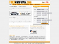 tigercarrental.com Thumbnail