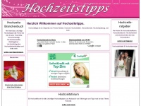 hochzeitstipps.info