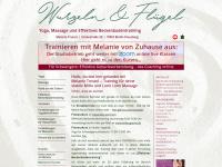 Yogamel.de - Melanie Tressel | Yoga, Cantienica-Beckenbodentraining und Massage in Berlin