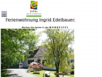Ferienwohnung fewo Roetgen Pension Edelbauer Unterkunft