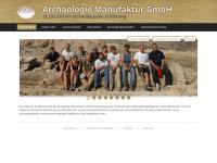 Die Grabungsfirma | Archäologie Manufaktur GmbH - Archäologische Grabungsfirma in Brandenburg
