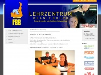 FBB Lehrzentrum - Startseite