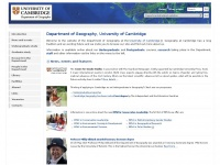geog.cam.ac.uk