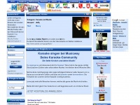 Karaoke online singen, kostenlose Songtexte und Lyrics - Musicway [Startseite]