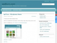 WPburn.com - Wordpress themes - Wordpress plugins