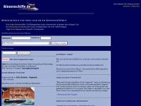 Webverzeichnis Binnenschiffe.de