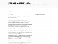 presse-artikel.org
