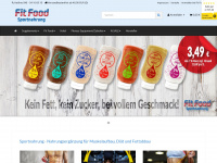 Fit Food Online Shop