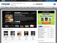 Ringtones, MP3s, Wallpapers, Videos and more from Myxer.com