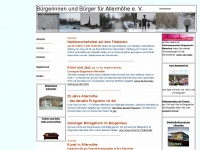 buergerverein-allermoehe.de