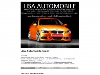 Lisa-automobile.de - Lisa Automobile GmbH 			in Hamburg 		-