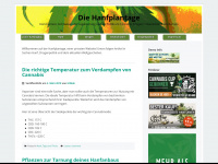 hanfplantage.de