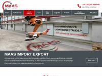 maas-import-export.de Thumbnail