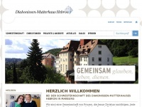 diakonissenmutterhaus-hebron.de