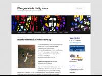Pfarrgemeinde Heilig Kreuz | Katholische Pfarrgemeinde in Bensheim-Auerbach