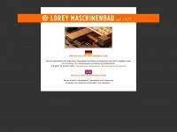 LOREY MASCHINENBAU GMBH