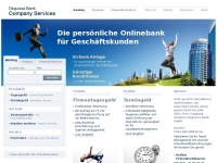 Firmentagesgeld | Degussa Bank - Company Services