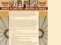 DirriD - Dance in Rhythm - Rhythm in Dance