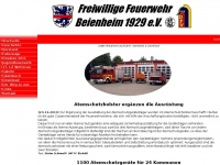 Freiwillige Feuerwehr Beienheim 1929 e.V.