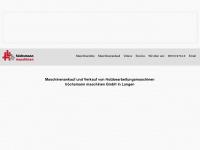 gebrauchte u. neue Holzbearbeitungsmaschinen von hoechsmann maschinen  GmbH - High-tech auch 2nd hand...