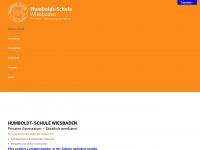Humboldt-Schule Wiesbaden - Privates Ganztagsgymnasium - Privates Gymnasium