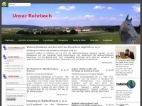 Unser-rohrbach.de - Willkommen in Rohrbach