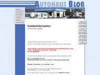 autohaus-bloss.com