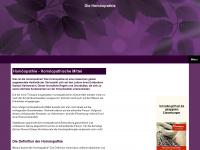 Homoeopathie-homoeopathisch.de - Homöopathie - Homöopathische Mittel