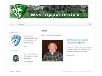 WSV-Oppershofen - Home
