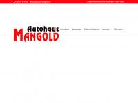 Willkommen im Autohaus Mangold TOYOTA MANGOLD