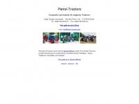 :  : petrol tractors :  :