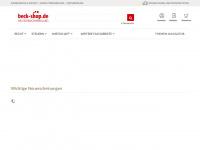 Fachbücher kaufen bei beck-shop.de DIE FACHBUCHHANDLUNG