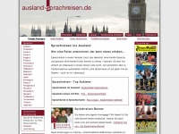 Sprachreisen ins Ausland: Anbieter-Übersicht - Englisch, Spanisch und andere Sprachen lernen