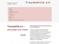 Traumahilfe-ev.de - - Trauma Auflösen