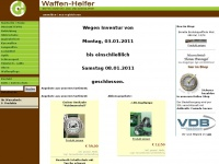 Waffen-helfer.de - Waffen Helfer | Sportwaffen - Jagdwaffen - Optik - Messer - Bekleidung