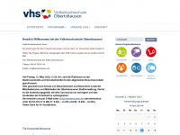Programmübersicht Kurse Reisen Seniorenveranstaltungen und mehr - vhs Obertshausen - Volksbildungswerk Obertshausen e.V.
