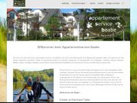 Asb-urlaub.de - Appartementservice Baabe
