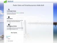 Poelagentur.de - Poelagentur - über 80 Ferienwohnungen auf der Insel Poel