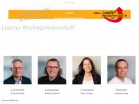 Die Leester Werbegemeinschaft - Einkaufen und Bummeln in Leeste