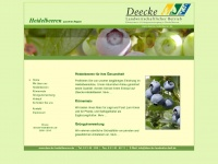 deecke-heidelbeeren.de