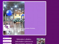 Ballonmobil,Ballondekorationen,Event Dekoration,Ballondekoration, HochzeitsdekorationLuftballondeko,