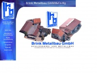 Brink Metallbau GmbH & Co. KG