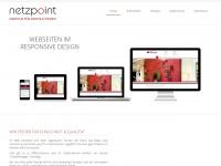 Home - netzpoint * Webdesign * Hosting * Print * 49757 Werlte