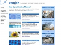 vemion IT-Seminare Internet Design Webcams