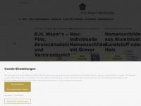 Identity-sign.de - Pins, Anstecknadeln, Namensschilder, Embleme und vieles mehr - B.H. Mayer's IdentitySign GmbH