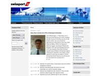 Swissport International Ltd. - Global cargo and aircraft ground handling.