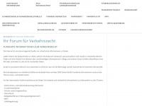 Ihr Forum für Verkehrsrecht