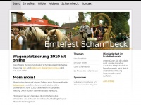 scharmbecker-erntefest.de