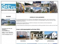 Grevebau.de - Betonarbeiten Mauerarbeiten Sanierung Umbau Einfamilienh&auml;user Mehrfamilienh&auml;user